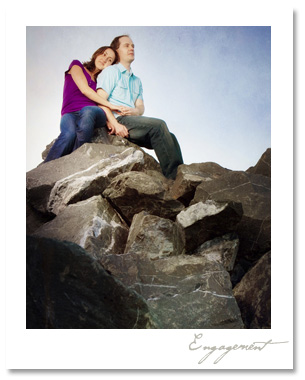 Meghan and Cody's Engagement shoot.