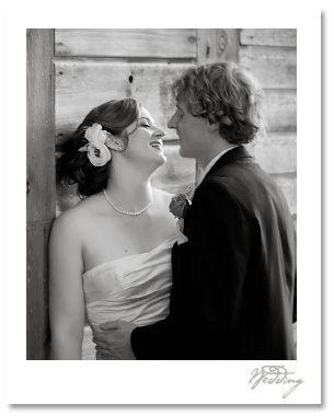Three words for Alissa and Kevin's wedding at The Grand Willow Inn: fun, exuberant, and elegant.  Take a look--