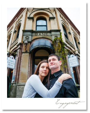 Fairhaven Engagement Session
