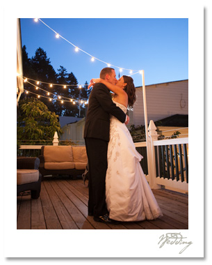 Chelsea and Stephan traveled with family and guests to Roche Harbor to celebrate their wedding in style.