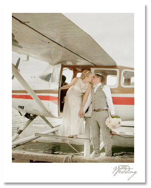 Hilary and Joel were married at Roche Harbor Resort on one of the most beautiful days of the summer.