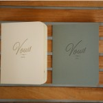 wedding vows, wedding book