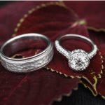 wedding rings at roche harbor san juan island wedding venue