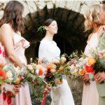 roche harbor wedding san juan island wedding elopement photographer inspiration picture bride and bridesmaids