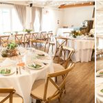 roche harbor wedding san juan island wedding elopement photographer inspiration picture detail of reception pavilion