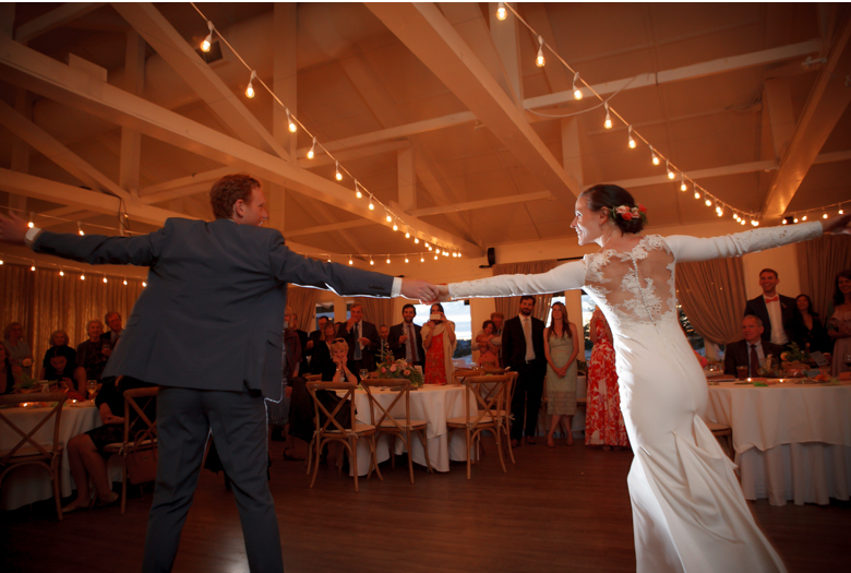 roche harbor wedding san juan island wedding elopement photographer inspiration picture first dance reception