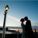 roche harbor wedding san juan island wedding elopement photographer inspiration picture sunset colors ceremony