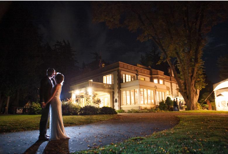 Bellingham Wedding Photographer Photography Photojournalist Clinton Venue Lairmont Manor