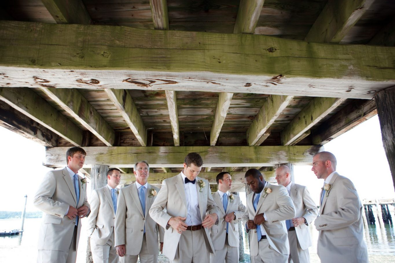 groomsmen-portrait-wedding-at-semiahmoo-tan-suits