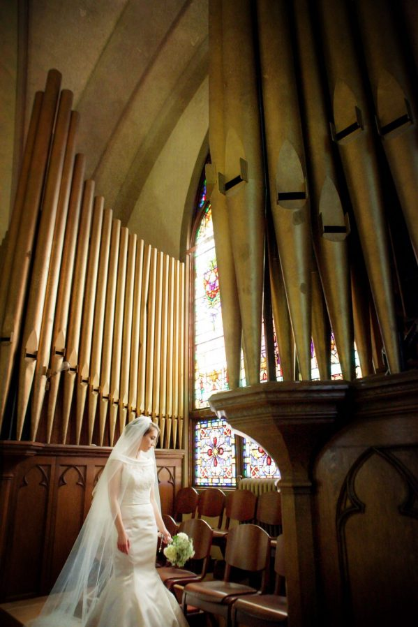 bellingham-bride-epic-stained-glass-church-wedding-ceremony