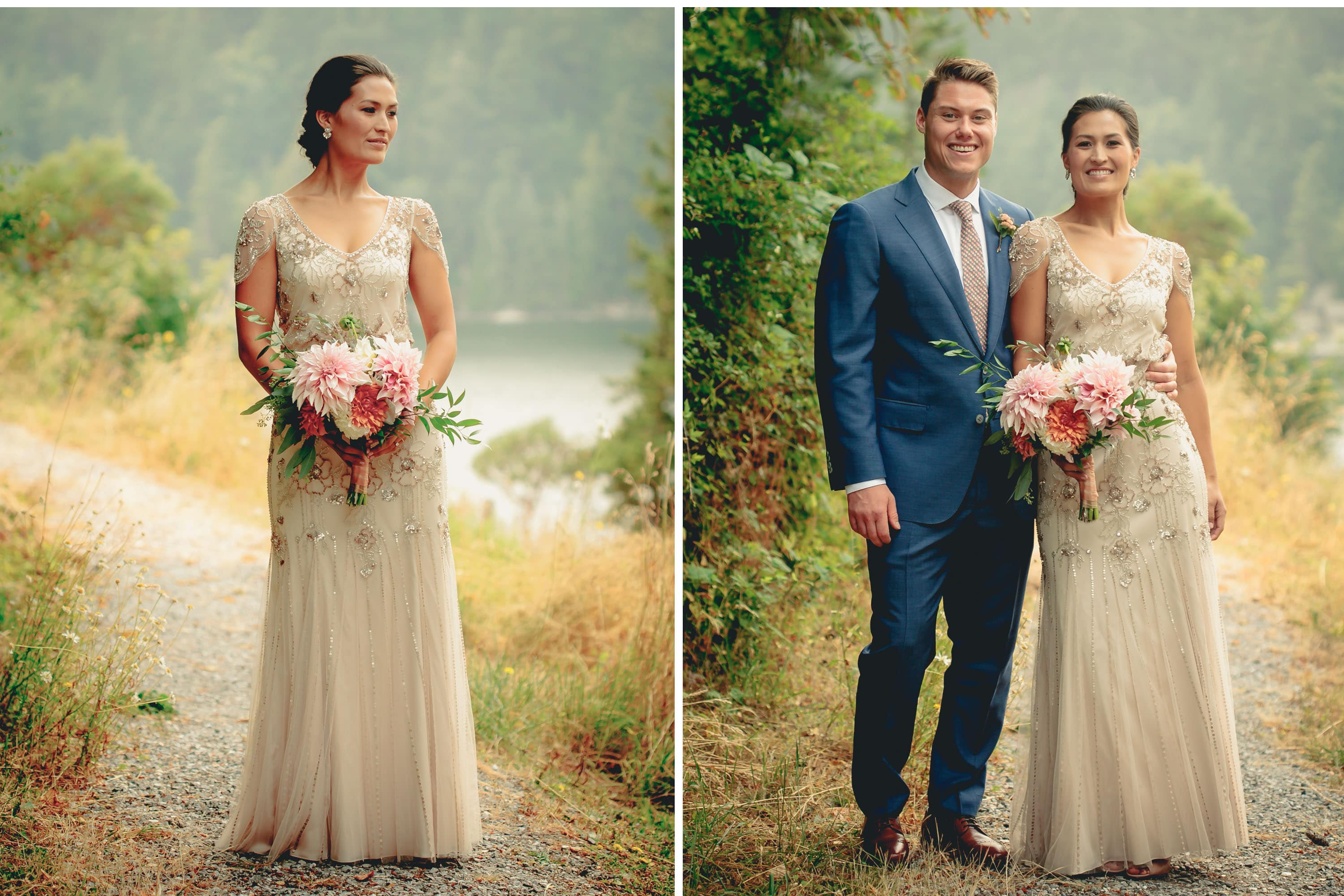 fashion editorial photographer in bellingham for weddings