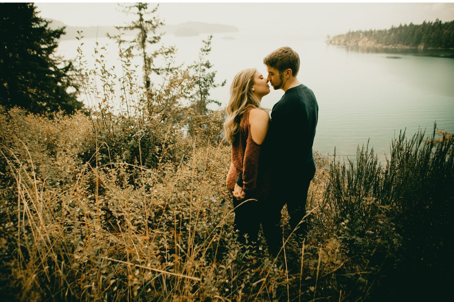 woodstock farm engagement photo bellingham wedding photographer pnw farm wedding venue