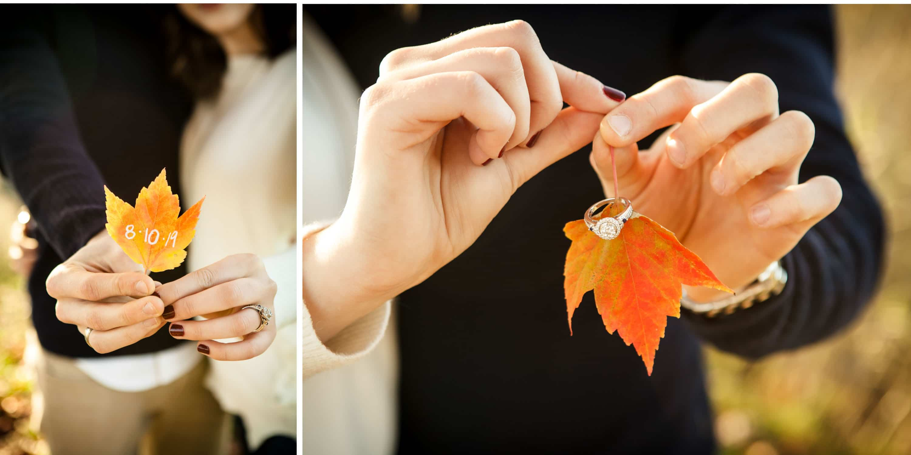 pnw adventure engagement session in bellingham wa fall photo inspiration Hovander