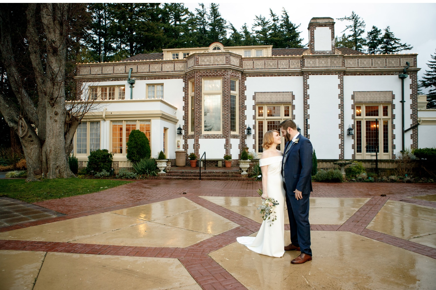 lairmont Manor wedding venue inspiration photo for bellingham photographer