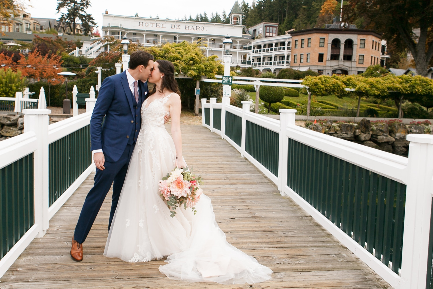 roche harbor resort wedding photo local wedding photographer
